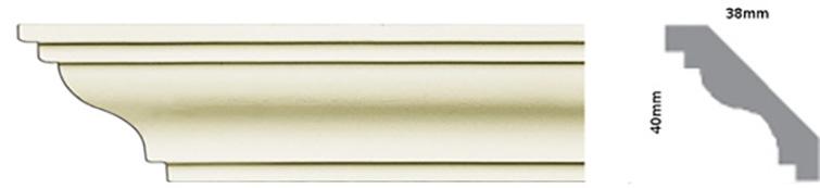 рамки из потолочного плинтуса своими руками