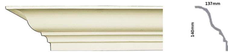 как клеить потолочный плинтус из пенопласта