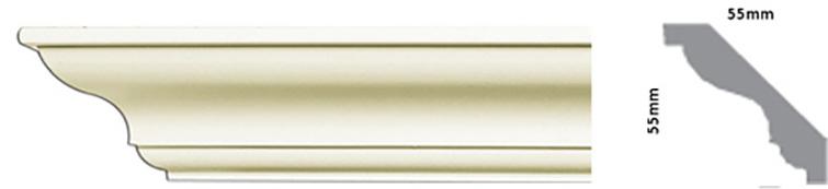 потолочный плинтус иркутск